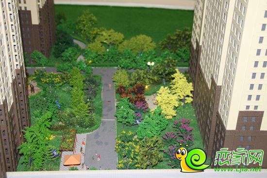 欧式园林景观社区