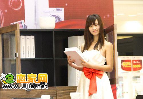 红星美凯龙全球家居生活广场邯郸商场专业家居模特展示-邯郸红星美图片