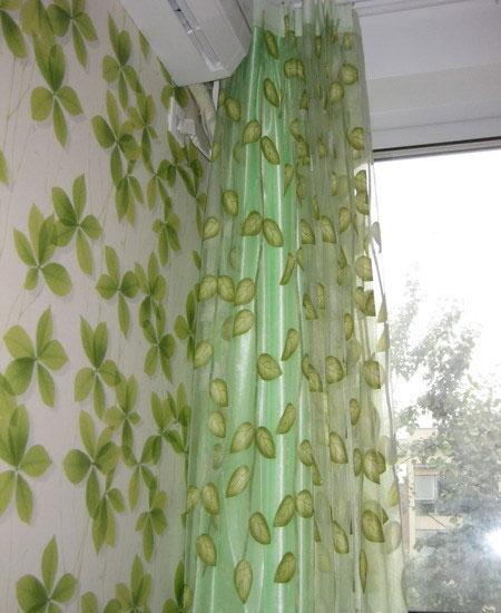 幼儿手工制作纸 窗帘