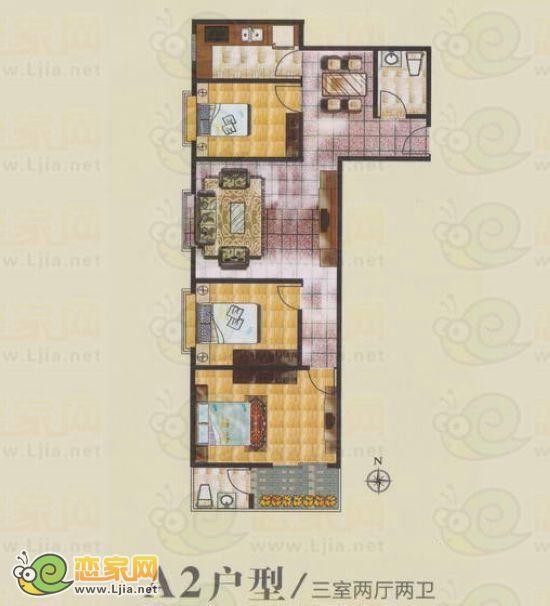 A2户型 三室两厅两卫 120平米  A3户型 三室一厅 98平米  宝盛•花语城效果图 宝盛•花语城(沁河名苑)由磁县安居宝盛房地产开发有限公司开发建设,项目位于建设大街以西、复兴路以北、沁河以东。层高2.9米,净高2.75米,框架剪力墙结构,墙体为浇筑剪力墙,有可视对讲系统。住宅产权70年,商业产权40年,地下车库,宽约7米,可以直接进入地下车库。地下车库约有700-900个。停车位只有地面上有,为临时停车位。约有100个。在每栋楼的地下部分为本栋的地下车棚,在楼栋西侧有坡道
