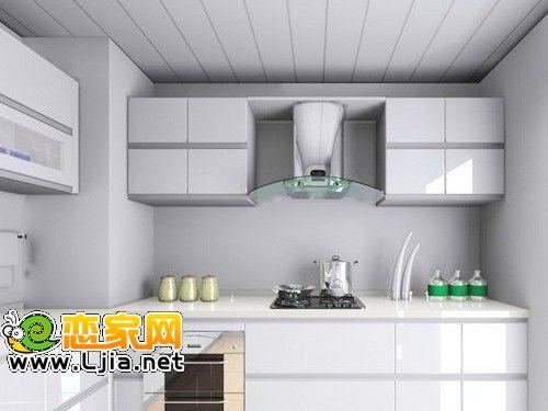 生活常识 厨房装修如何配置消毒碗柜