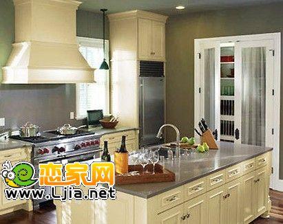 厨房家装 五型 小户型装修手册