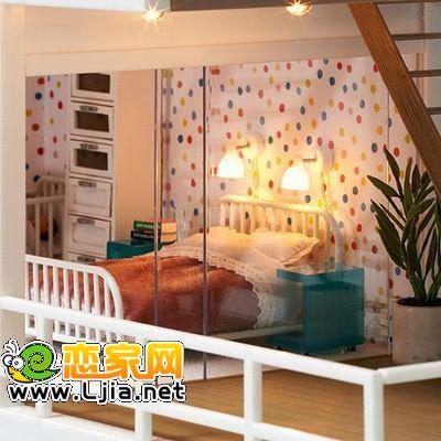 5平米儿童房装修 可爱儿童家具风靡网络