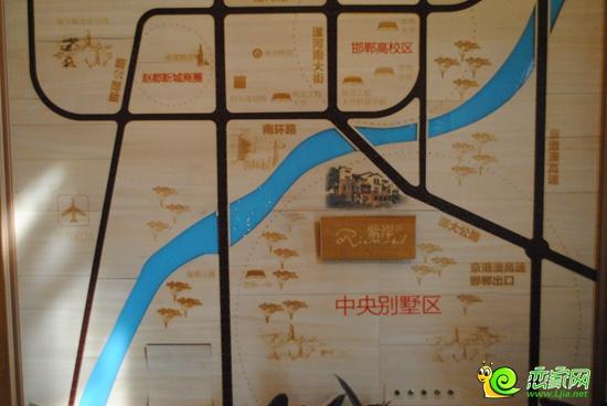 紫岸——邯郸首席岛居纯别墅区