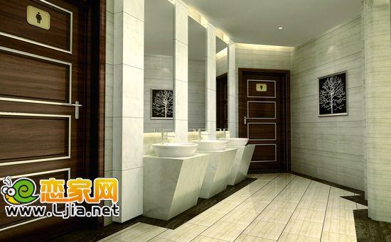 金恒基·鹿城国际洗手间精装效果图