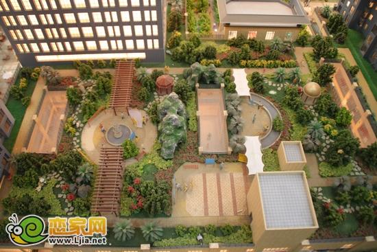 恒隆金豪庭空中花园图片