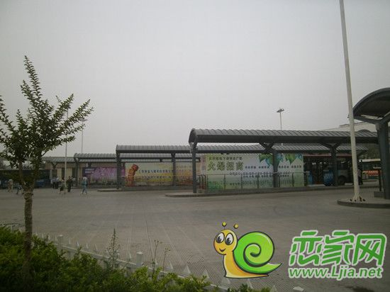 邯郸火车站