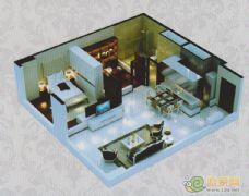 新城国际公寓户型