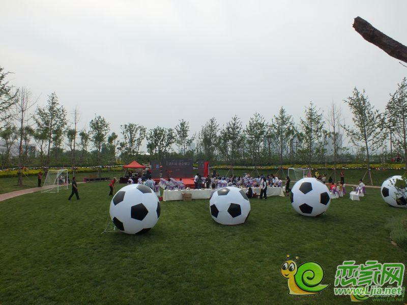 2014紫岸蜡像展暨世界杯微信足球解说员活动