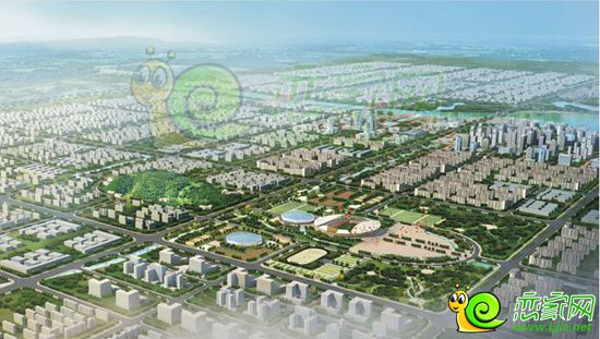 东部新城规划效果图-探访东部新城核心区域高品质改善型准现房 汉成