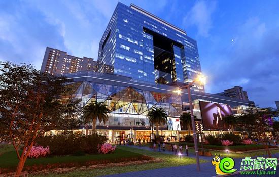 鑫都汇商业中心效果图-鑫都汇位居东部之巅 对于邯郸开发区你知道多