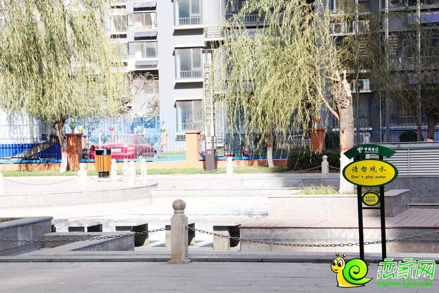 万浩俪城南院现房实景园林赏析 品质楼盘奢享生活