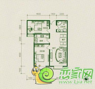 单元房高层电路安装图
