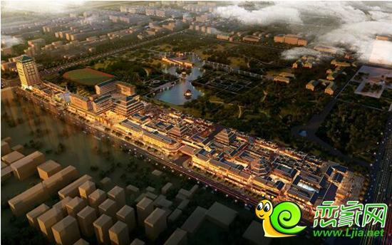 """变邯郸生活""""之宏伟愿景,于历史文化名城邯郸丛台区核心,打造串城"""