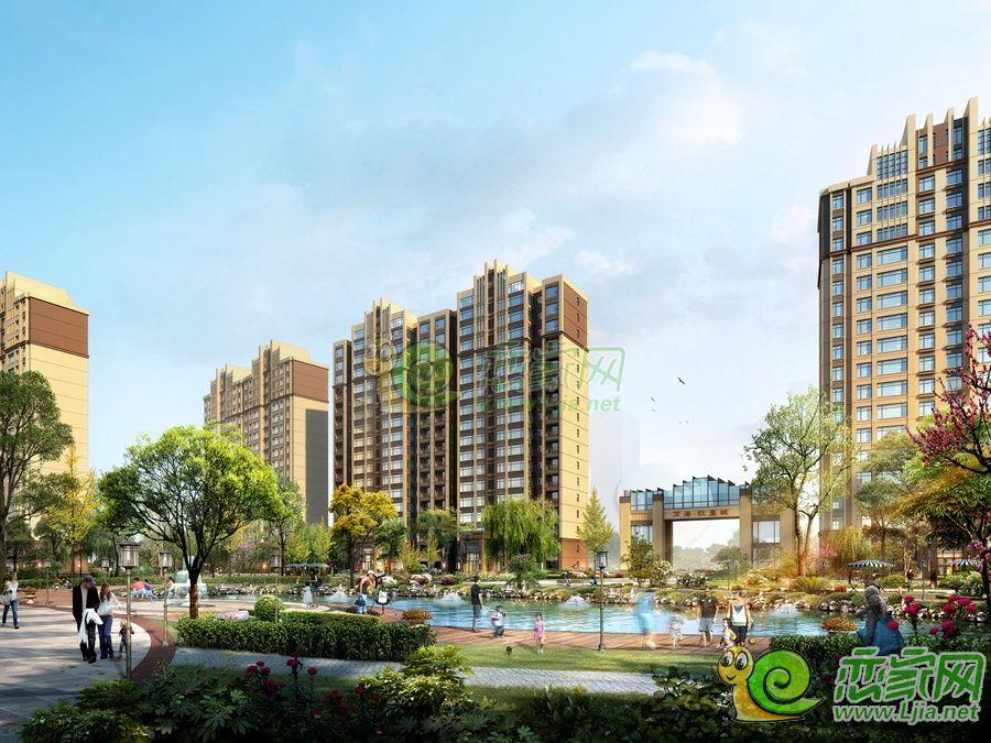 东部新城蓝图已出 万浩红玺城竟位居新城区核心