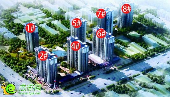 邯郸市学区房楼盘总览 楼盘决定子女的受教育环境图片