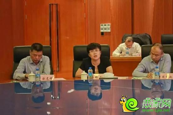 华耀城集团财务金融中心副总经理邓春芝点评城市公司工作成果-凝神