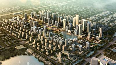 邯郸市东部新区规划发展 市政府官方宣传视频