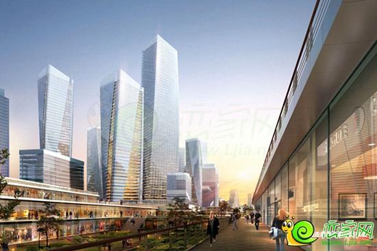 城市设计 商务办公 工厂