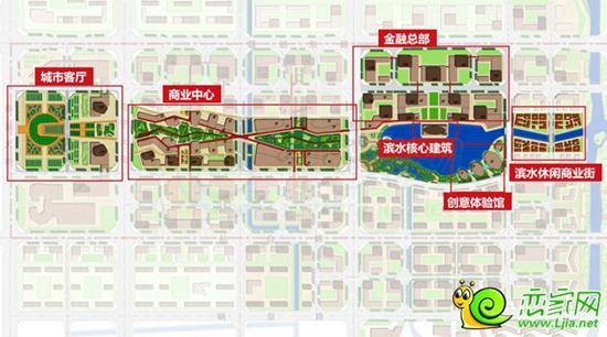 东区规划图