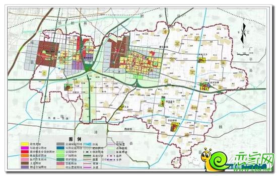 成安县南部新区的规划-邯郸路网建设即将有大突破 8横16纵抢先看